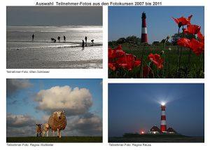 Fotokurse 2007 - 2011