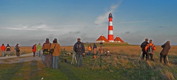 Fotokurs am Leuchtturm WHever
